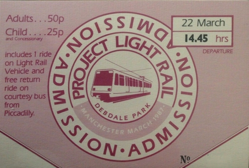 Project Light Rail ticket (source: www.ianvisits.co.uk)